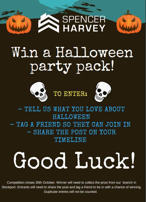 ***WIN*** A Halloween Party Pack!