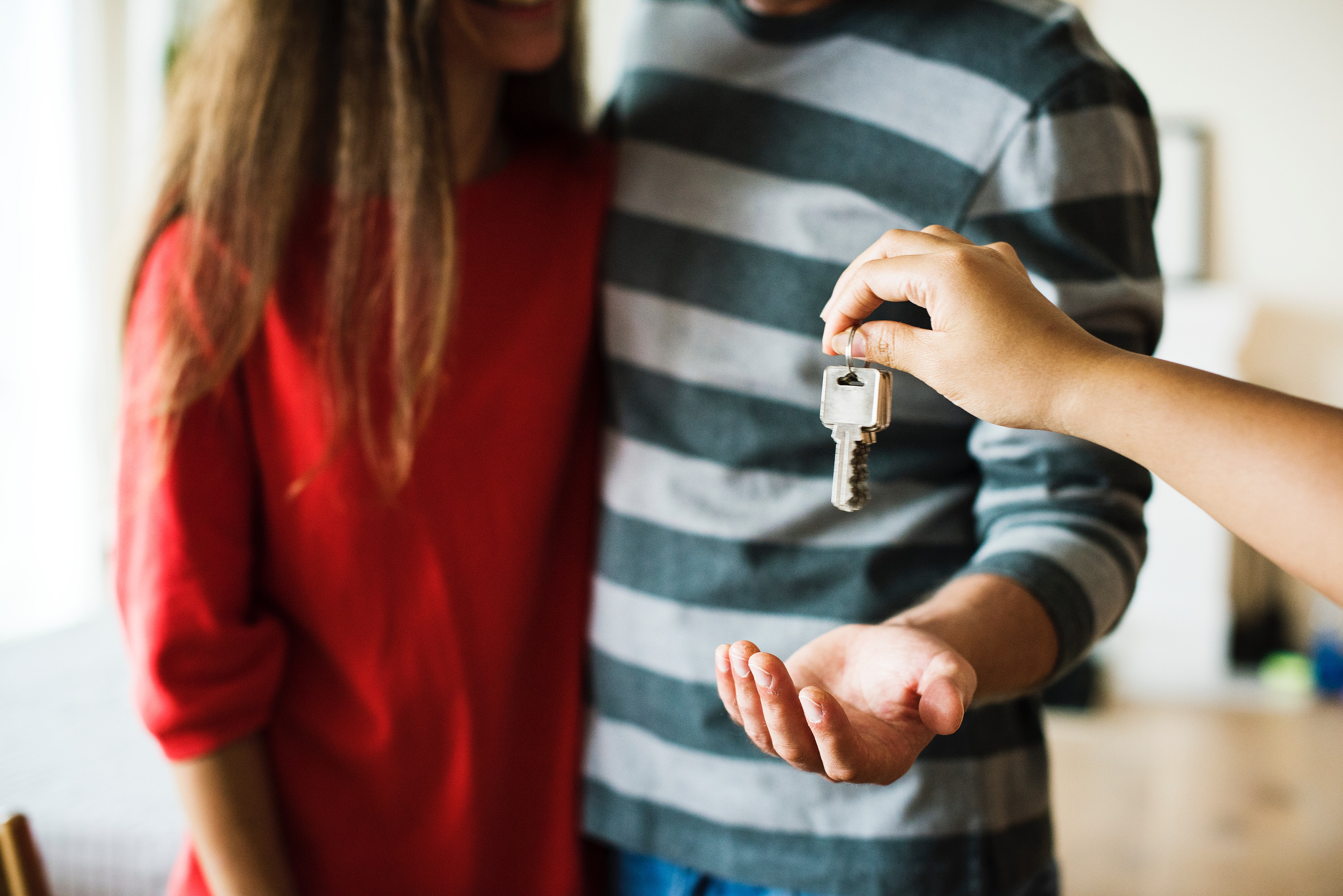 Fewer Young People Owning Property