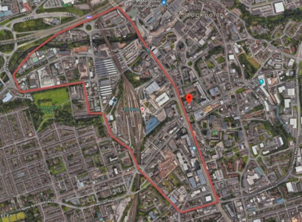 Stockport: Town Centre West Close To Reality?