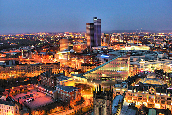 Manchester Is Booming: Demand For Property Is High