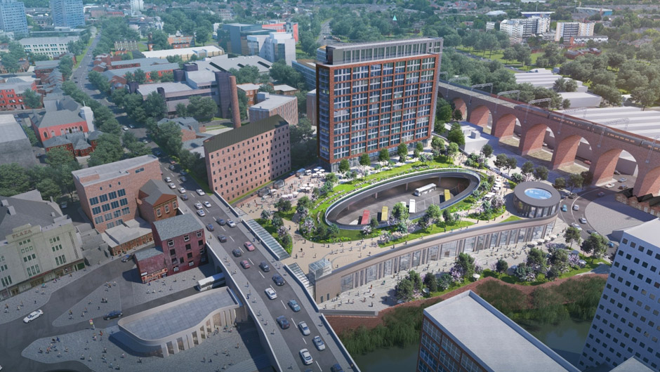 Firms In Frame For Stockport Development Contract